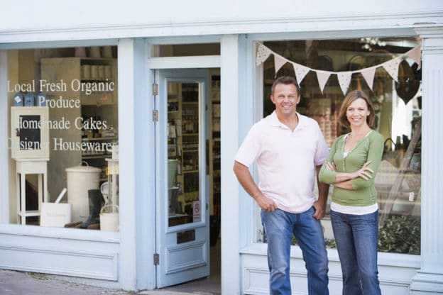 Couple with second location of thriving business