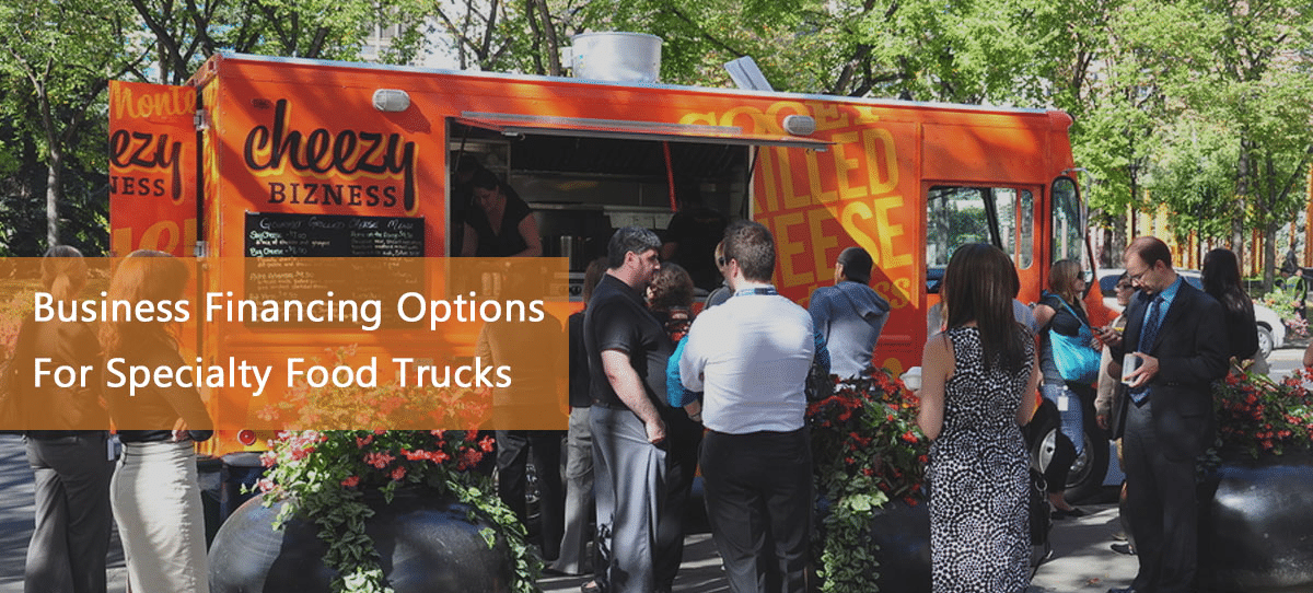 Food truck operating in need of business loan