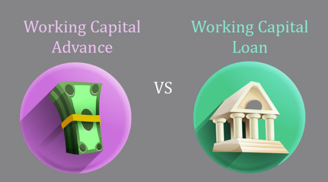 working capital advance vs working capital loan
