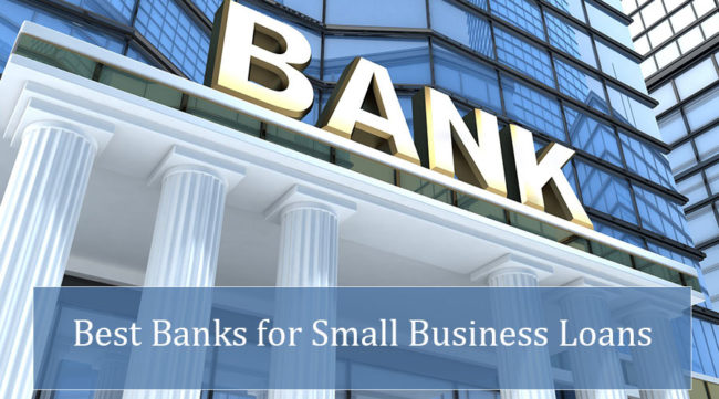 Front of best bank for small business loans