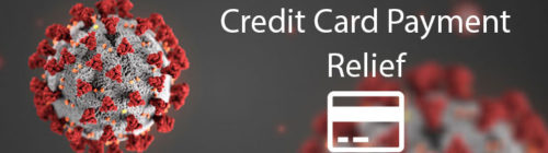 credit card payment relief