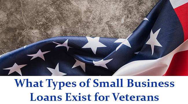 American flag - What Types of Small Business Loans Exist for Veterans
